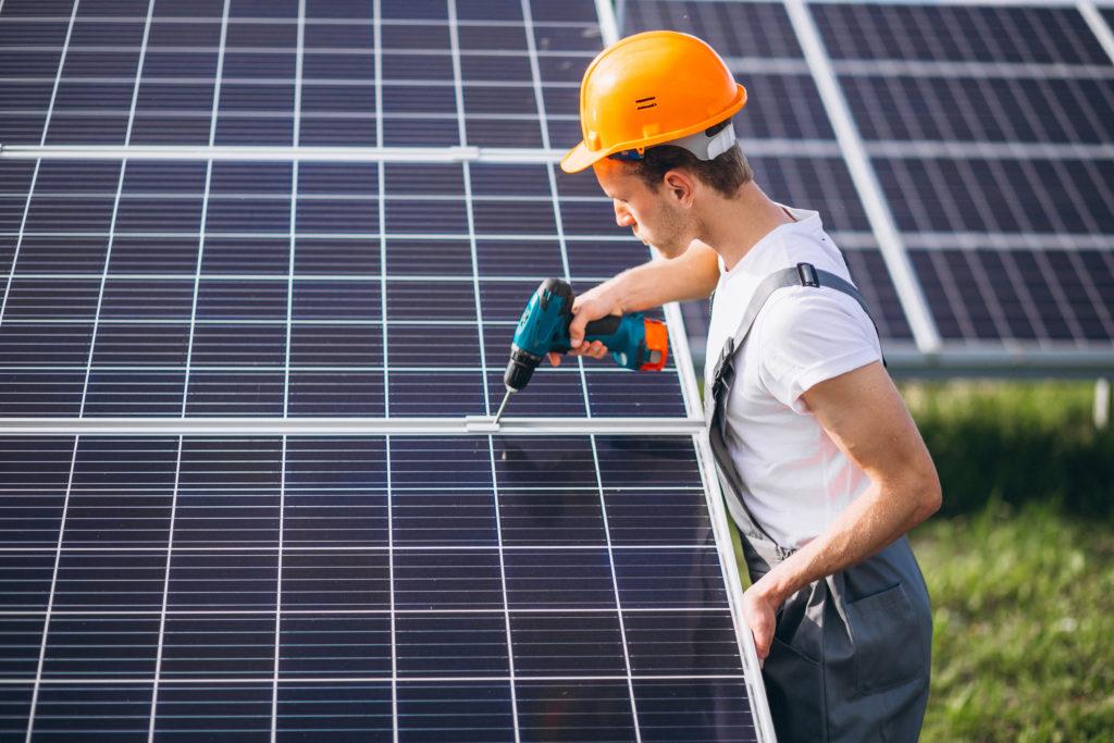 Zonnepanelen onderhoud TipTop Solar